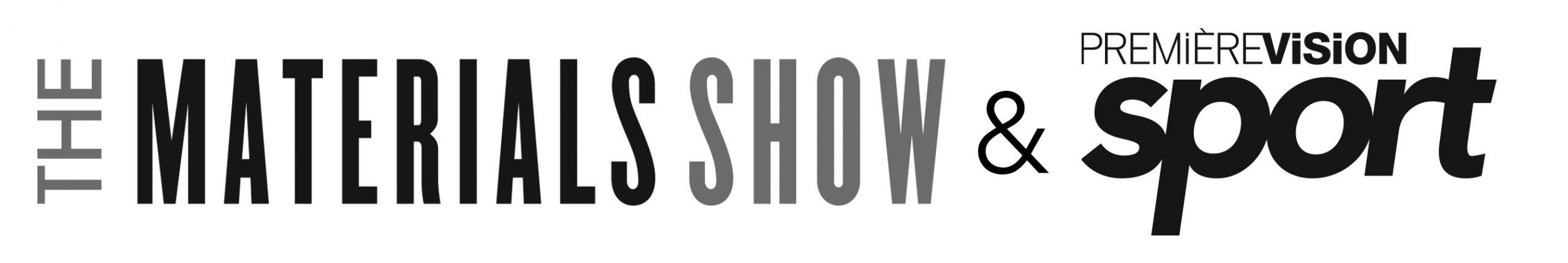 The Materials Show Logo